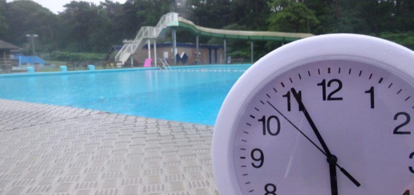 Dauwzwemmen op Hemelvaartsdag